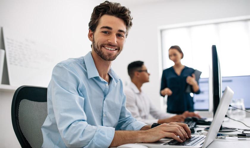 Site web micro entrepreneur