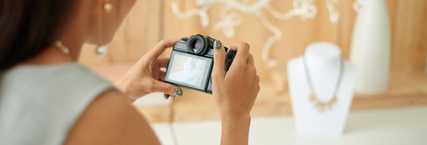 Photographie professionnel bijoux